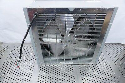 Kooltronic Kp1212b Filter Box Fan 115vac Unused About 15.12 X 15.18