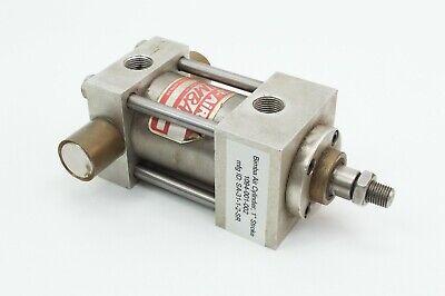 Bimba Sa-31-1-2-sp Pneumatic Air Cylinder Actuator 1 Stroke