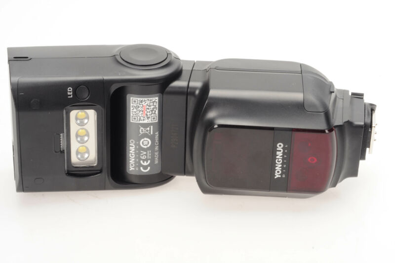 Yongnuo YN968 Speedlite Shoe Mount Flash for Nikon                          #721