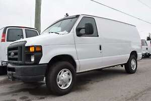 2013 Ford E-250 Fully loaded