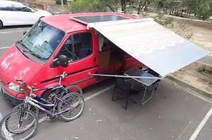 Backpacker van FORD Transit campervan Melbourne CBD Melbourne City Preview