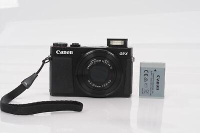Canon PowerShot G9 X 20.2MP Digital Camera w/3x Zoom                        #477