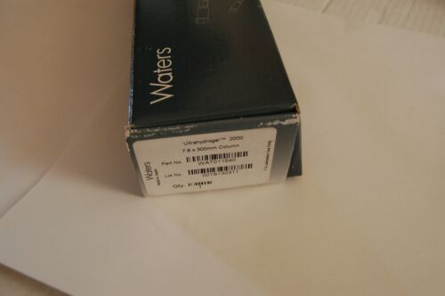 Waters WAT011540 HPLC column Ultrahydrogel  2000  7.8mm X 30cm 12um