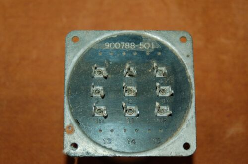 RCA BA-2C Broadcast Booster Amplifier Power Transformer NOS