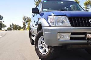 2000 Toyota Landcruiser Prado Barden Ridge Sutherland Area Preview