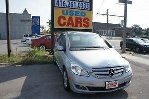 2007 Mercedes-Benz B-Class Turbo | POWER GROUP |  PANO ROOF | CL