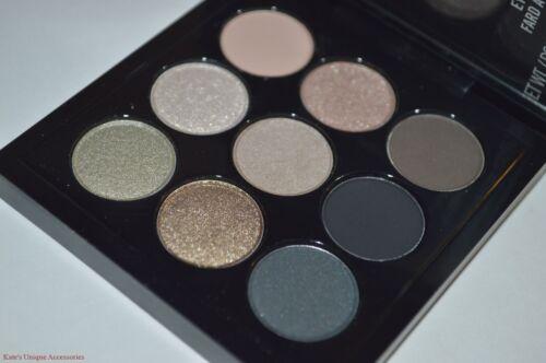 MAC Smoky Metallic Times Nine Eyeshadow Palette X 9 Colors N