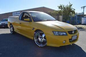 2006 Holden Commodore SS THUNDER Manual Ute Wangara Wanneroo Area Preview