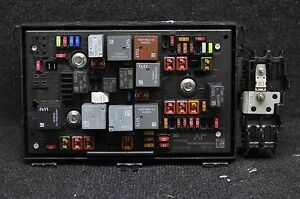 opel vauxhall astra j fuse box 13449209 ebay. Black Bedroom Furniture Sets. Home Design Ideas