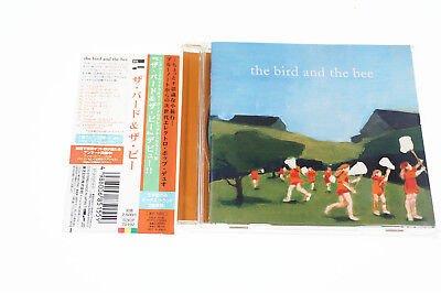 THE BIRD AND THE BEE TOCP-70192 CD JAPAN OBI A7446