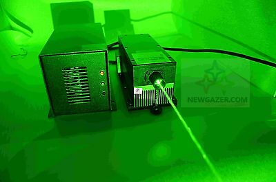 532nm 5000mw Dpss Green Laser Modulettl Modulation