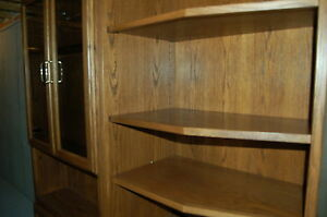 """60"""" wide 2pc wall unit, w/ hidden compartment Windsor Region Ontario image 1"""