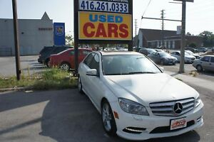 2011 Mercedes-Benz C-Class C300 | NAVI | LEATHER | SUNROOF | HEA