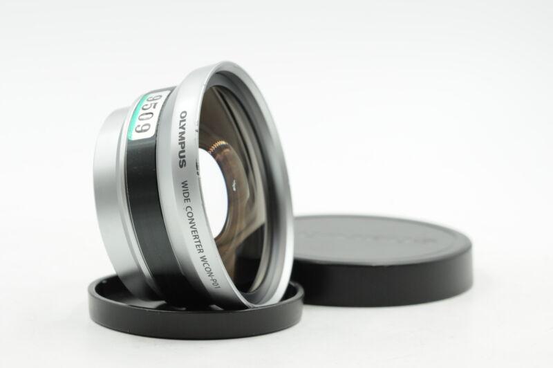 Olympus WCON-P01 Wide Converter Fits M.Zuiko Digital 14-42mm II Lens #509