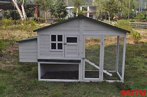 New Large Chicken Coop Rabbit Hutch Ferret Cage Hen Chook House Mordialloc Kingston Area Preview