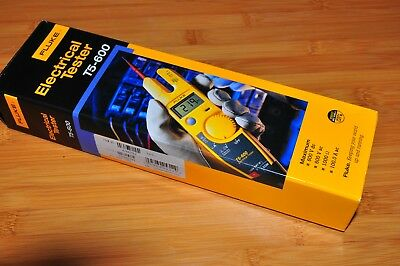 Fluke T5-600 Split Jaw Ammeter100 Amp Ac600 V A