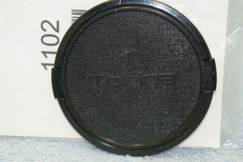 Genuine Tokina Snap-On 72mm Front Lens Cap Cover