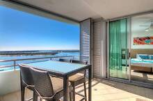 LUXURY 2 BEDROOM APARTMENT THE BEST WATER VIEWS ON THE BROADWATER Labrador Gold Coast City Preview