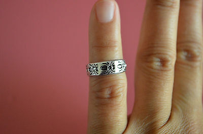 925 Sterling Silver Adjustable Spider Toe Ring - Summer Spider Toe Ring - Spider Rings