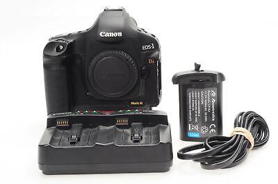 Canon EOS 1DS Mark III 21.1MP Digital SLR Camera Body                       #639