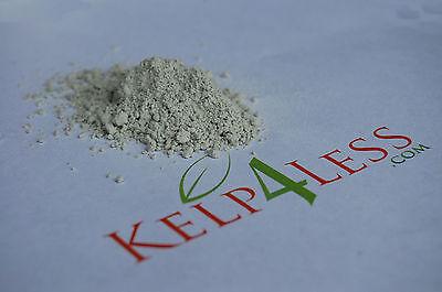 5 lb Zeolite Powder ULTRA FINE POWDER Organic Local Fresh Natural Mineral Dust
