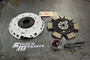 Clutchmasters  FX400 Clutch Kit Honda Civic 1.5T 16-18  SI EX TURBO