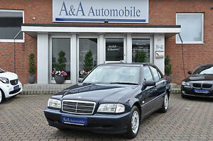 Mercedes-Benz C 180 Classic-Selection,Klimaautomatik,PTS