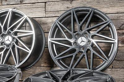 19 Zoll Alufelgen KT20 für Mercedes E-Klasse W212 W213 R1ES R1ES W207 AMG