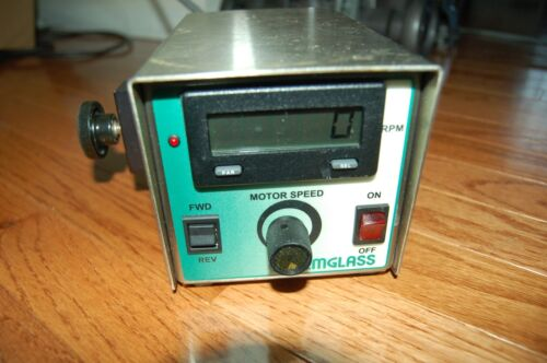 ChemGlass Motor Speed Control controller for digital overhead Stirrer reactor