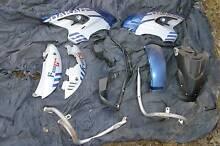 BMW F650GS Dakar bodywork kit Cottles Bridge Nillumbik Area Preview