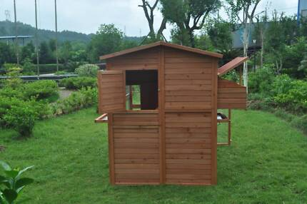 XXL Chicken Coop Rabbit Guinea Pig Hutch Ferret Guinea Pig House