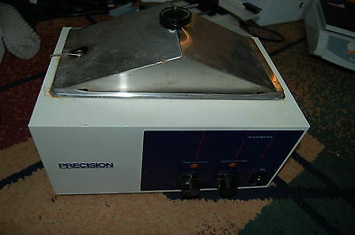 Precision Sci Water Bath 180 Series Waterbath Variable Temperature 115v Ss