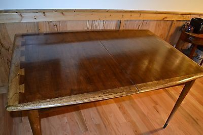 Mid Century Lane Acclaim Dining Table Vintage Danish Style on Rummage