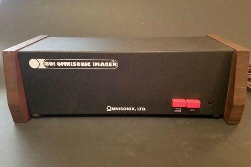 Vintage 801 Omnisonic Imager Stereo Enhancer - Omnisonix