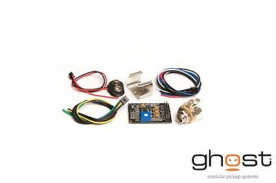 Graph Tech Ghost Acousti-Phonic preamp Kit for Guitar - Basic PE-0240-00 - New