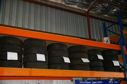 ASSORTED TYRE SETS- 2ND HAND- 90% TREAD LEFT- GR8 TREAD Osborne Park Stirling Area Preview