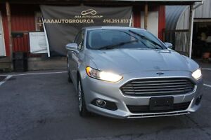 2013 Ford Fusion NAVI | BACKUP CAM |  LEATHER | SUNROOF | NO ACC
