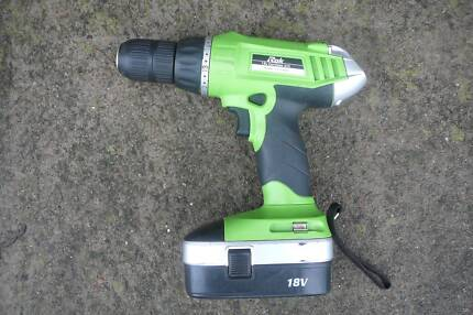 ROK 18V Cordless Drill. 2 speed, keyless chuck. No charger Tahmoor Wollondilly Area Preview