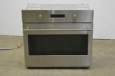 "GE Monogram ZET1SMSS 30"" Stainless Single Electric Wall Oven #360"