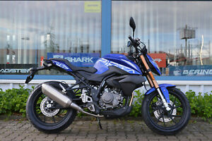 Online Pista 125 ABS Euro 5 15PS Full TFT BLUE letzte