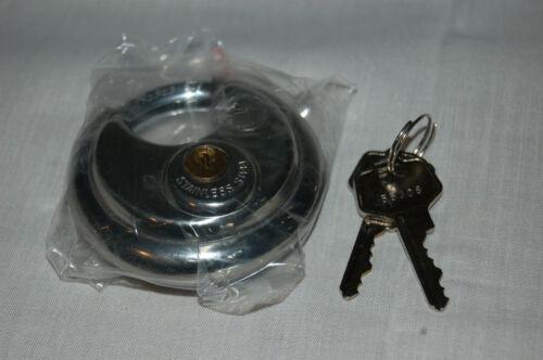 PACLOCK 1000PRO-70 Disc Padlock 6 pin High Security 1000 PRO 70mm lock
