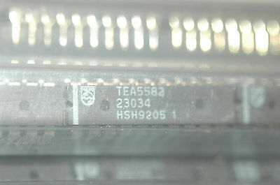 Philips Tea5582 20-pin Dip Pll Stereo Decoder Ic New Lot Quantity-50