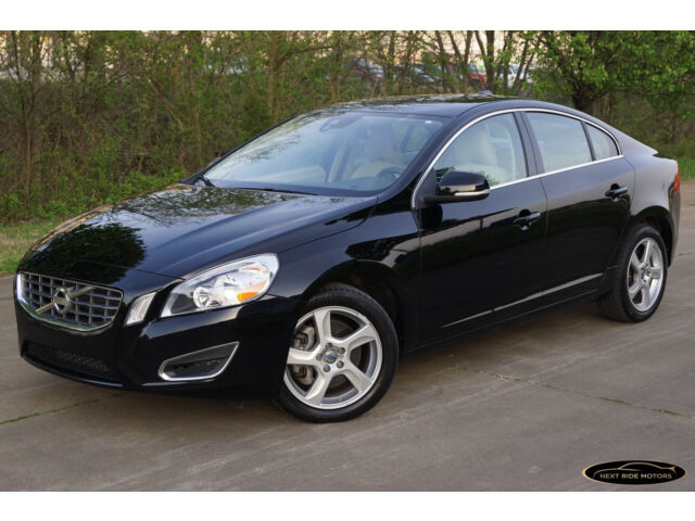 2012 volvo s60 t5 1 owner off lease sirius great deal warranty used volvo s60 for sale in. Black Bedroom Furniture Sets. Home Design Ideas