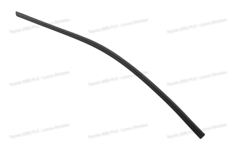 Genuine Lexus OEM  Front Wiper Blade Rubber 550mm/21.5