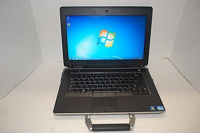 Dell Latitude E6430 ATG Laptop i7 3540M 3GHZ 8GB 320GB Touch Backlit SP9