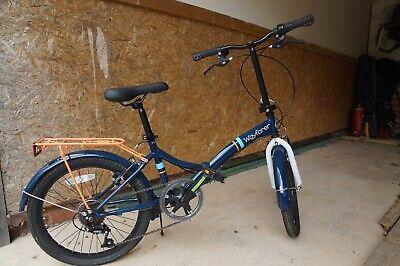 Hardly used folding bikes