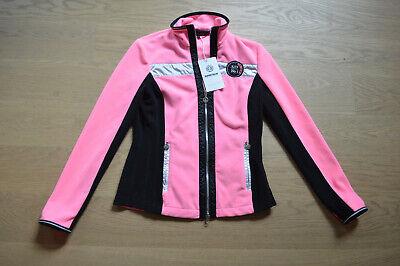 fleecejacke neon pink gr.38  neu (Rosa Damen-jacken)