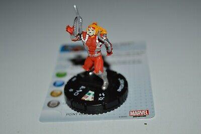 Marvel Heroclix Uncanny X-Men 042 Omega Red Rare
