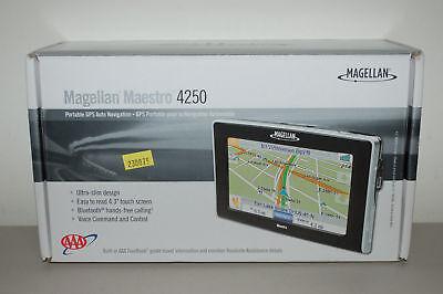 "Magellan Maestro 4250 4.3"" Bluetooth Portable GPS Navigator"