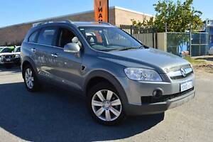 2009 Holden Captiva LX Automatic SUV Wangara Wanneroo Area Preview